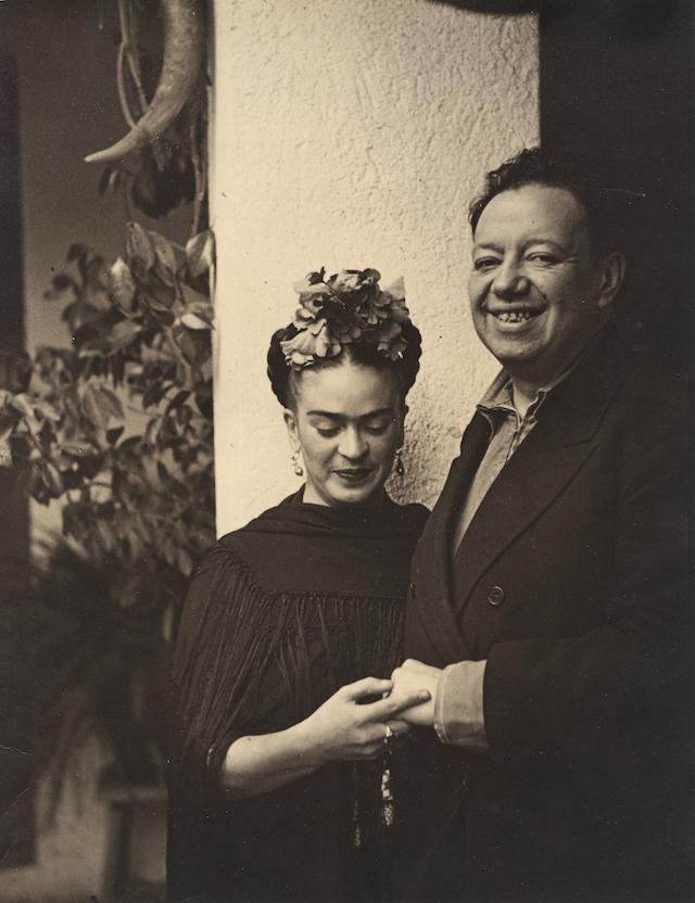 Frida Kahlo Genova
